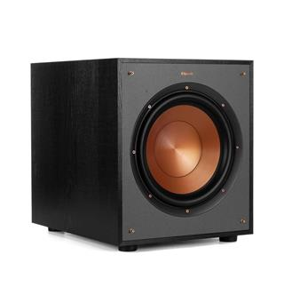 "Klipsch R-100SW Reference Subwoofer 10"" - Sort"