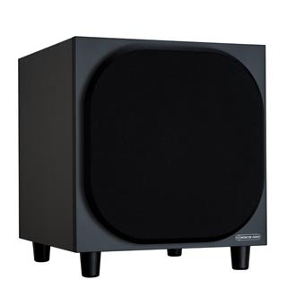 "Monitor Audio Bronze W10 (G6) Subwoofer 10"" - Sort"
