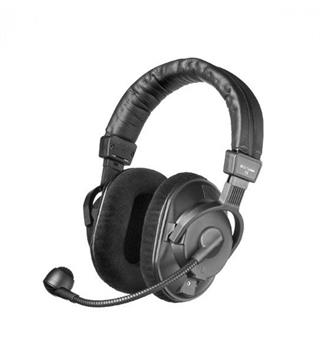 Beyerdynamic DT 290 MKII (G2) Around-ear hodetelefoner - Sort
