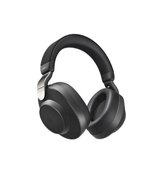 Jabra Elite 85h - Sort/Titan Around-ear trådløse hodetelefoner