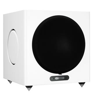 "Monitor Audio Gold W12 Subwoofer 12"" - Hvit matt"