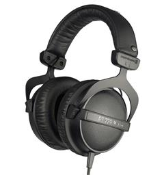 Beyerdynamic DT 770M Pro 80 Around-ear hodetelefon - Sort