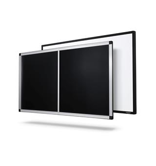 "Grandview lydtransparent duk - Hvit Duk for 120"" EDGE rammespent lerret"
