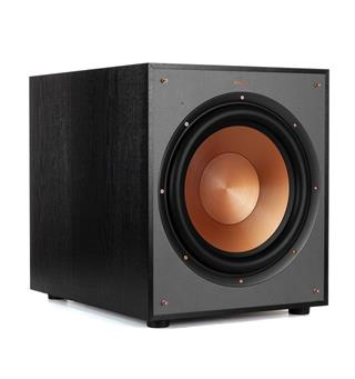 "Klipsch R-120SW Reference Subwoofer 12"" - Sort"