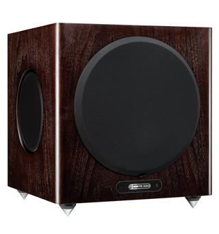 "Monitor Audio Gold W12 Subwoofer 12"" - Valnøtt"