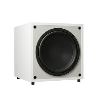 "Monitor Audio MRW-10 Subwoofer 10"" - Hvit"