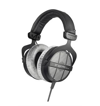 Beyerdynamic DT 990 Pro 250 Around-ear hodetelefon - Sort
