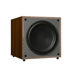 "Monitor Audio MRW-10 Subwoofer 10"" - Valnøtt"