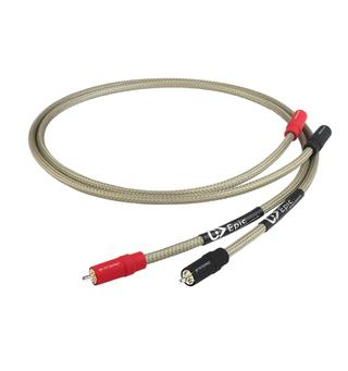 Chord Epic Analogue RCA Signalkabel - 50 cm