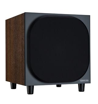 "Monitor Audio Bronze W10 (G6) Subwoofer 10"" Valnøtt"