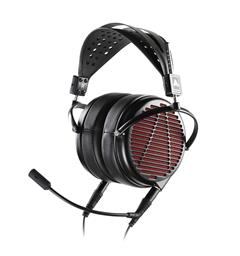 Audeze LCD-GX Around-ear gaming headset - Sort