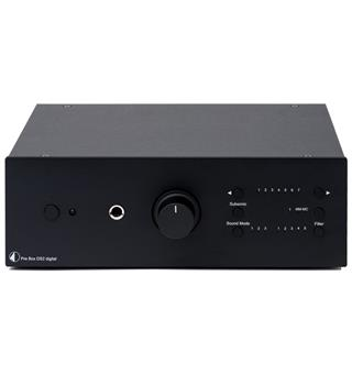 Pro-Ject Pre Box DS2 Digital Forforsterker - Sort