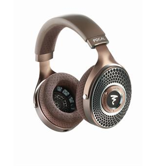 Focal Clear MG - Kastanjebrun Around-ear hodetelefoner