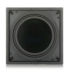 "Monitor Audio IWS-10 - stk Subwoofer for innbygging 10"", 9 cm dyp"