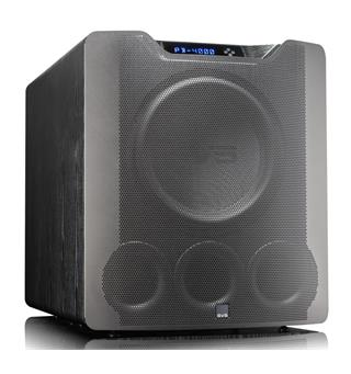 "SVS PB-4000 Subwoofer 13,5"" - Sort ask"