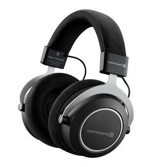 Beyerdynamic Amiron Wireless Around-ear trådløse hodetelefoner - Sort