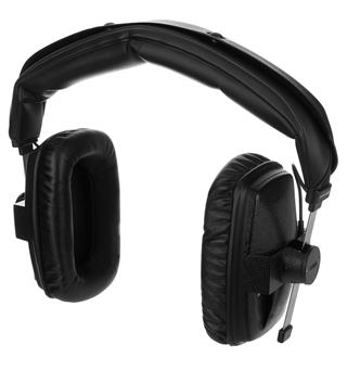 Beyerdynamic DT 100 Around-ear hodetelefoner - Sort