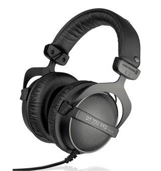 Beyerdynamic DT 770 Pro 32 Around-ear hodetelefoner - Sort
