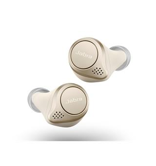 Jabra Elite 75t In-ear trådløse ørepropper - Gull/Beige