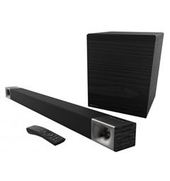 "Klipsch Cinema 600 - Sort Lydplanke, 10"" sub 500w"