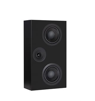 System Audio Legend 7.2 Silverback Aktive høyttalere - Sort - stk