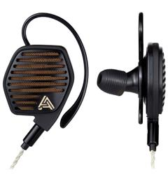 Audeze LCDi4 In-ear ørepropp - Sort