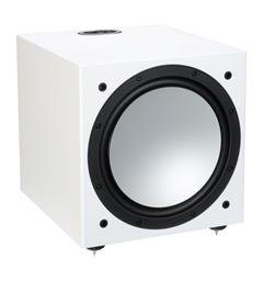 "Monitor Audio Silver W-12 Subwoofer 12"" - Hvit matt"