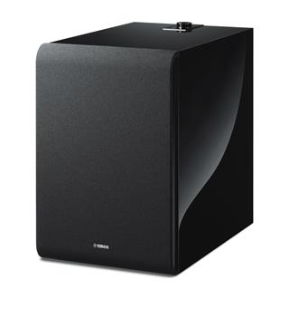 "Yamaha NS-NSW100 MusicCast SUB 100 Subwoofer 8"" - Sort"
