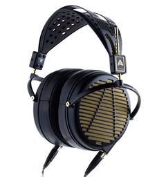 Audeze LCD-4z - Magnesium Gull Around-ear hodetelefoner