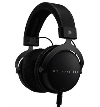 Beyerdynamic DT 1770 Pro 250 Around-ear hodetelefon - Sort