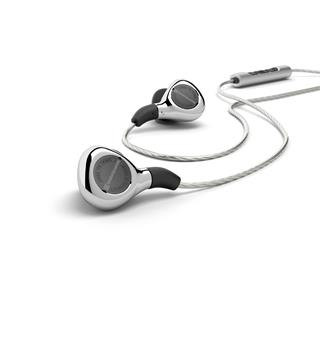 Beyerdynamic Xelento remote In-ear ørepropp - Sølv