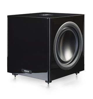 "Monitor Audio Platinum W215 II Subwoofer 15"" - Sort høyglans"