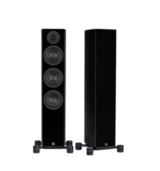 System Audio Legend 40.2 Silverback Aktive høyttalere - Sort