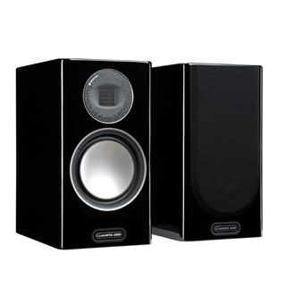 Monitor Audio Gold 100 (G5) Stativhøyttaler - Sort