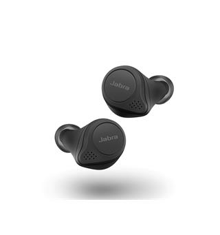 Jabra Elite 75t In-ear trådløse ørepropper - Sort