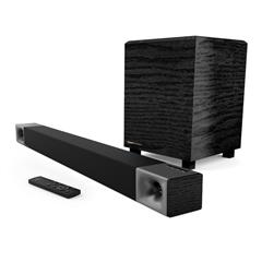"Klipsch Cinema 400 - Sort Lydplanke, 8"" sub 400w"