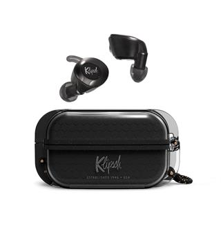 Klipsch T5 II Sport True Wireless In-ear trådløse ørepropper - Sort