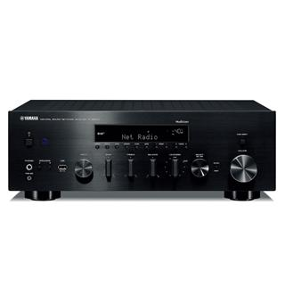 Yamaha R-N803D - Sort Stereo receiver
