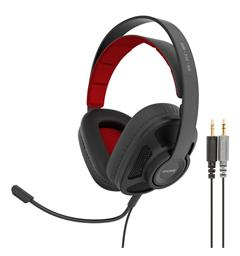 Koss GMR545 Air Around-ear gaming headset - Sort