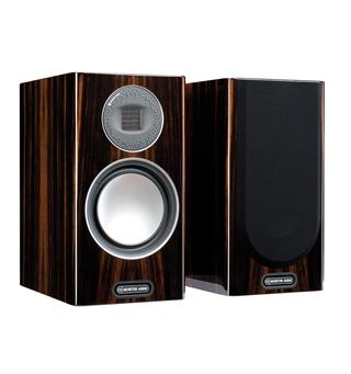 Monitor Audio Gold 100 (G5) Stativhøyttaler - Ebony