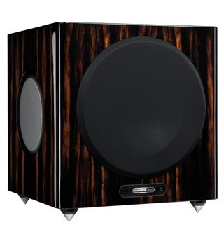 "Monitor Audio Gold W12 Subwoofer 12"" - Ebony"