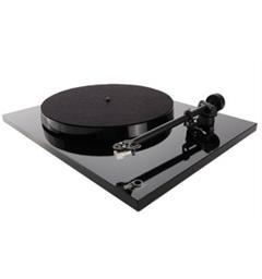 Rega Planar 1 Plus Carbon - Sort Platespillere
