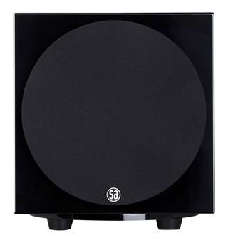 "System Audio Saxo Sub 10 Subwoofer 10"" - Sort mat"