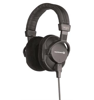 Beyerdynamic DT 250 Pro Studio 250 ohm Around-ear hodetelefoner - Sort