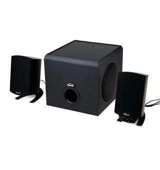 Klipsch PRO MEDIA 2.1 BT - sort PC-høyttaler med subwoofer