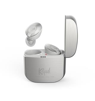 Klipsch T5 II True Wireless In-ear trådløse ørepropper - Sølv
