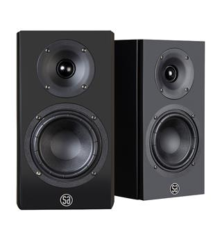 System Audio Legend 5 Stativhøyttaler - Sort