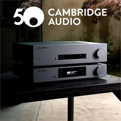 Cambridge Audio landingsside