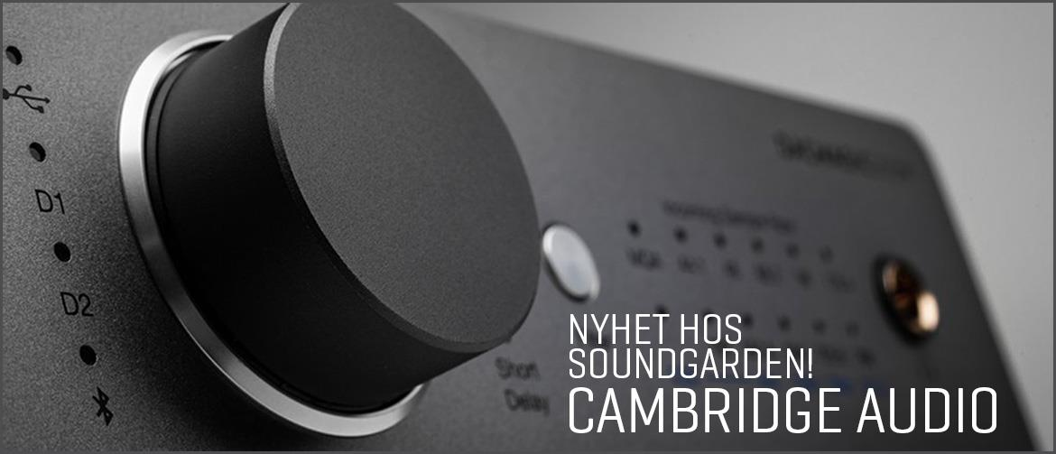 Cambridge Audio Soundgarden