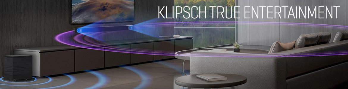 Klipsch Cinema True Entertainment